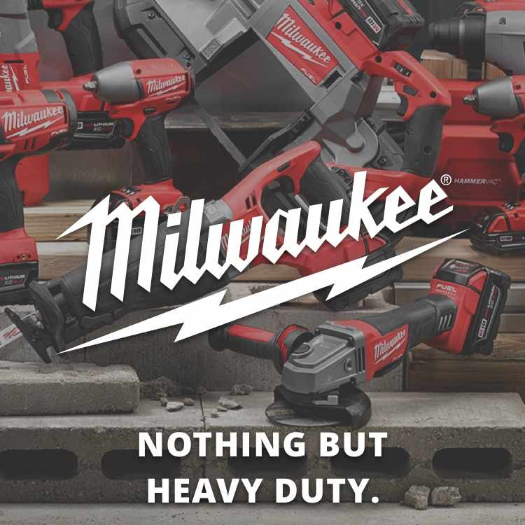 Shop Milwaukee power tools from Florence Hardware