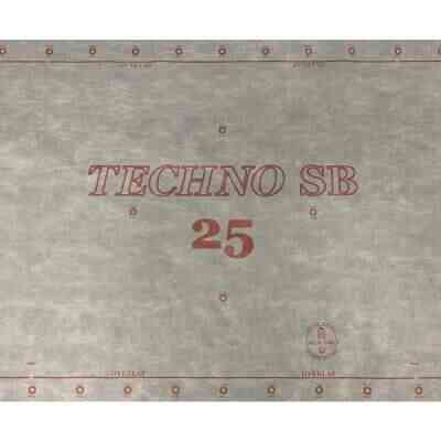 Alpha ProTech Techno SB25 48 In. x 250 Ft. Synthetic Roof Underlayment