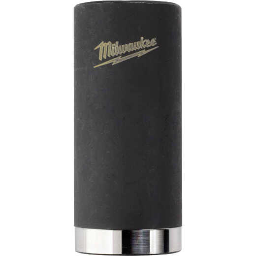 Milwaukee Shockwave 1/2 In. Drive 7/8 In. 6-Point Deep Standard Impact Socket