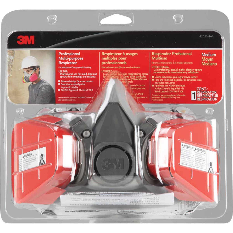 3M OV/AG/P100 Professional Multi-Purpose Respirator Image 2
