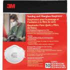 3M N95 Sanding and Fiberglass Respirator (10-Pack) Image 1