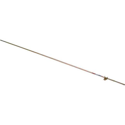 RCA 3/8 In. x 4 Ft. Antenna Ground Rod