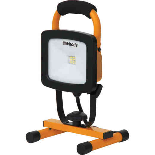 Woods 1000 Lm. LED H-Stand Portable Work Light