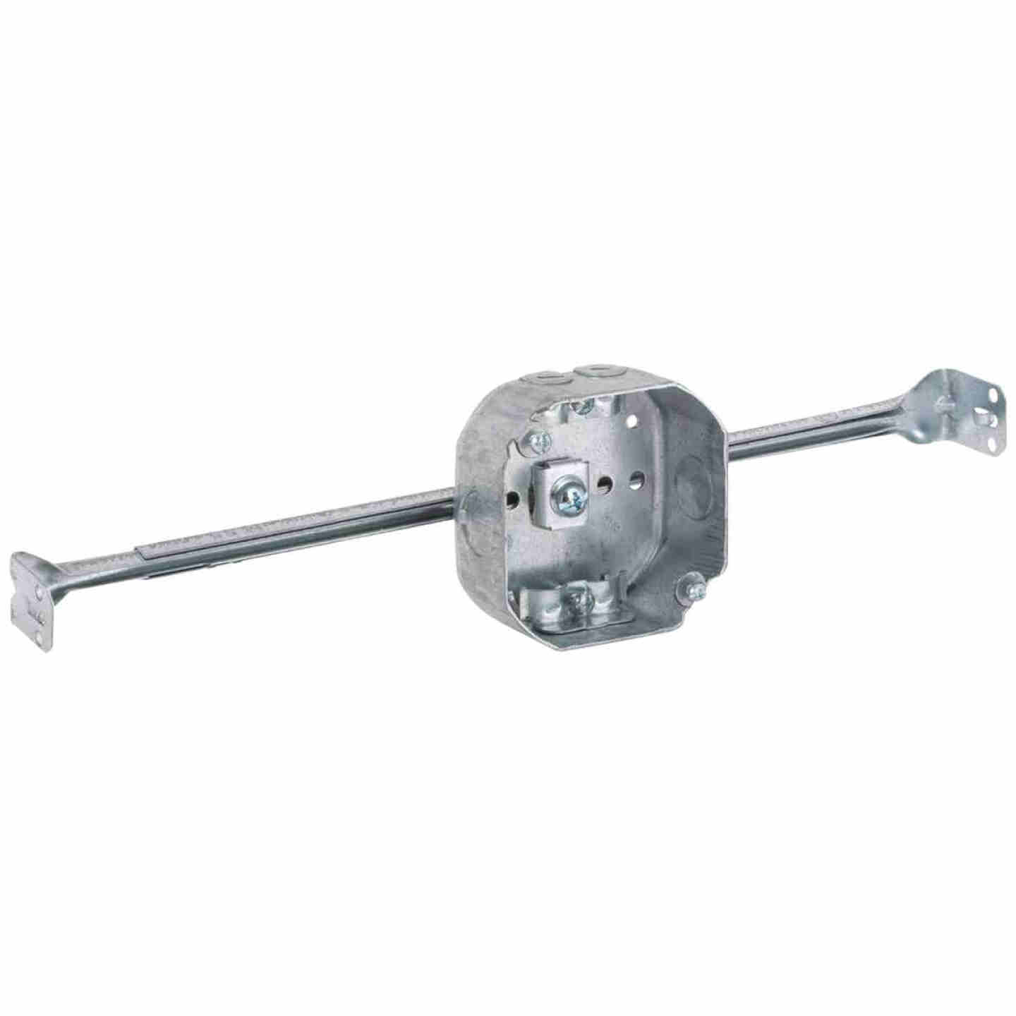 Raco Adjustable 4 In. x 4 In. Octagon Box Image 1