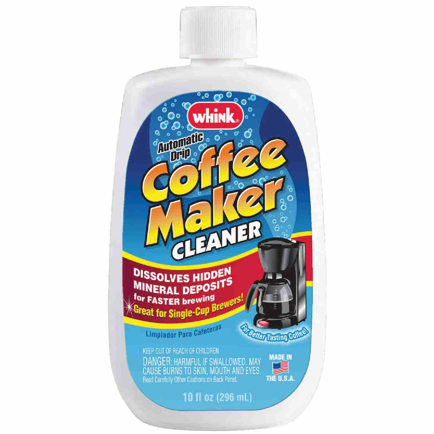 Whink 10 Oz. Automatic CoffeeMaker Cleaner Image 1