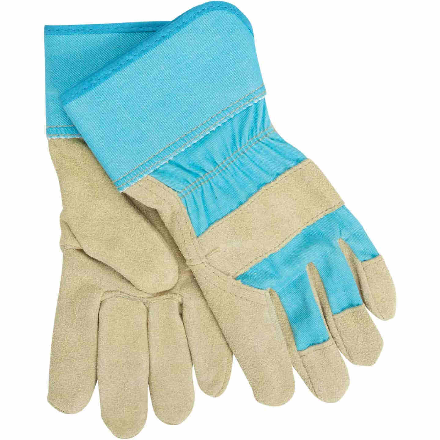 West Chester Protective Gear Dirty Work Women's Medium Leather Work Glove Image 1