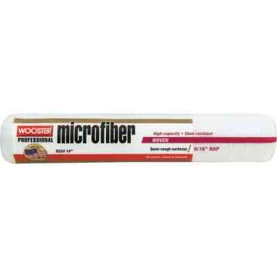 Wooster 14 In. x 9/16 In. Microfiber Roller Cover