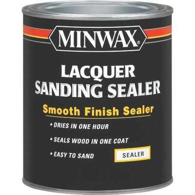 Minwax Lacquer Sanding Sealer, 1 Qt.
