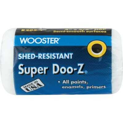 Wooster Super Doo-Z 4 In. x 3/8 In. Woven Fabric Roller Cover