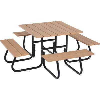 Jack Post 4-Sided Picnic Table Kit - Frame Only