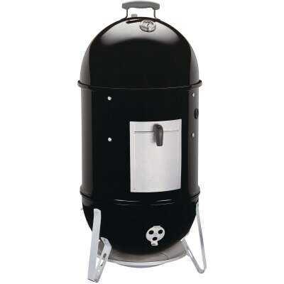 Weber Smokey Mountain Cooker 18 In. Dia. 481 Sq. In. Vertical Charcoal Smoker