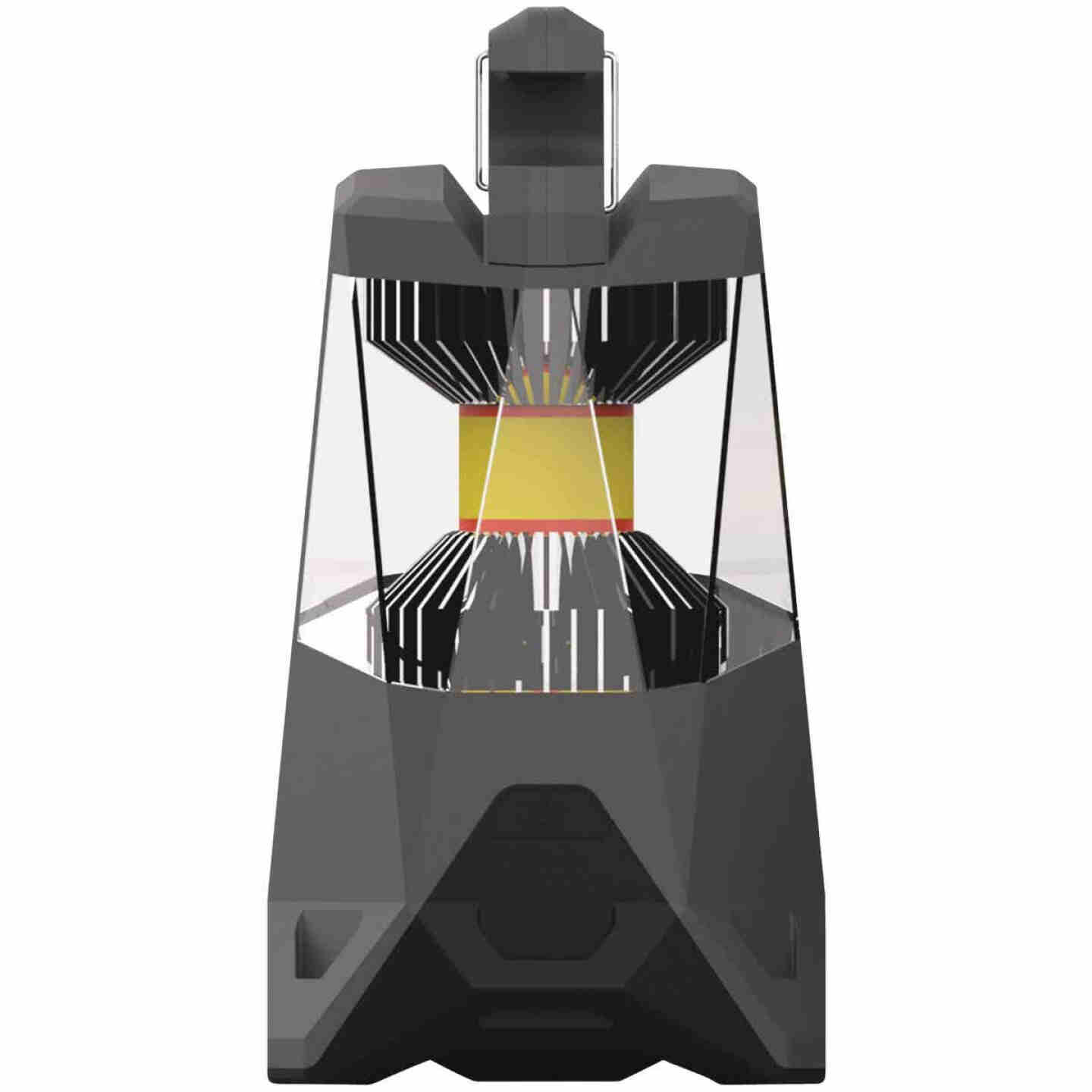 Nebo Galileo 5.5 In. W. x 10 In. H. x 5.5 In. D. Gray Rechargeable LED Lantern Image 1